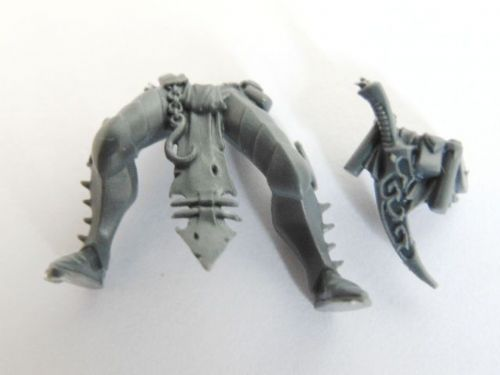 kabalite warrior legs (d)